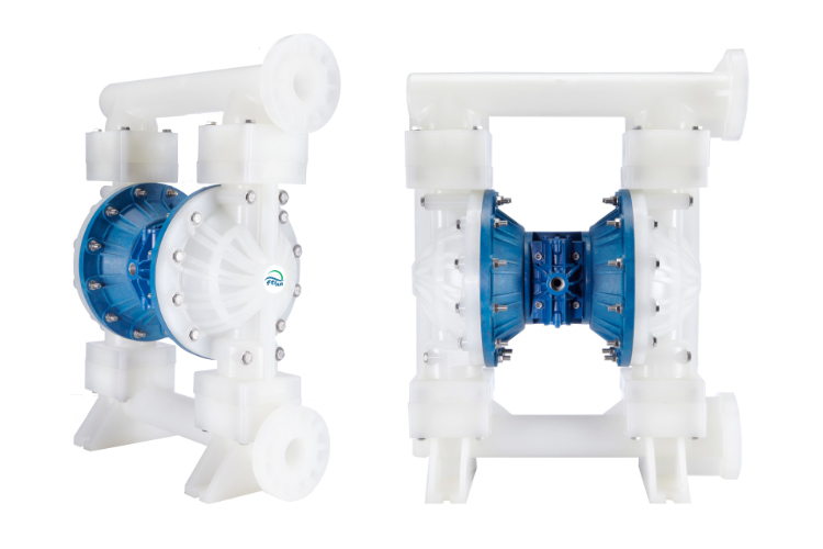 """2"""":51 mm Non-Metallic Air Operated Double Diaphragm Pump"""