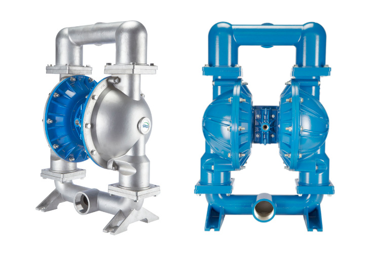"""3"""":76 mm Metallic Air Operated Double Diaphragm Pump"""