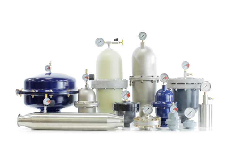 Accessories for Air Operated Double Diaphragm Pumps