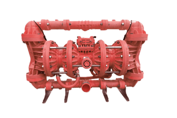 """DS50BR – 2"""" / 50mm Double Stage Ball Valve Red Series"""