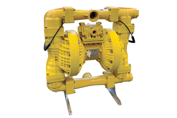 """P40BY – 1.5"""" / 40mm Ball Valve Yellow Series"""