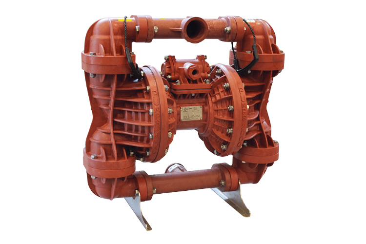 """P50BR – 2"""" / 50mm Ball Valve Red Series"""
