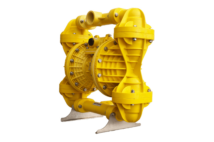 """P50BY – 2"""" / 50mm Ball Valve Yellow Series"""