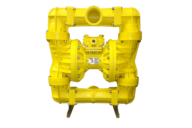 """P75BY – 3"""" / 75mm Ball Valve Yellow Series"""